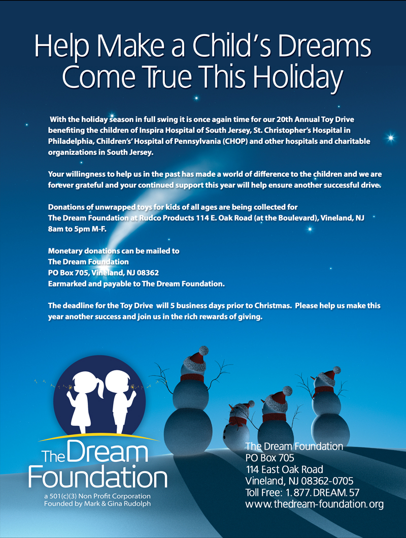 Events - The Dream Foundation